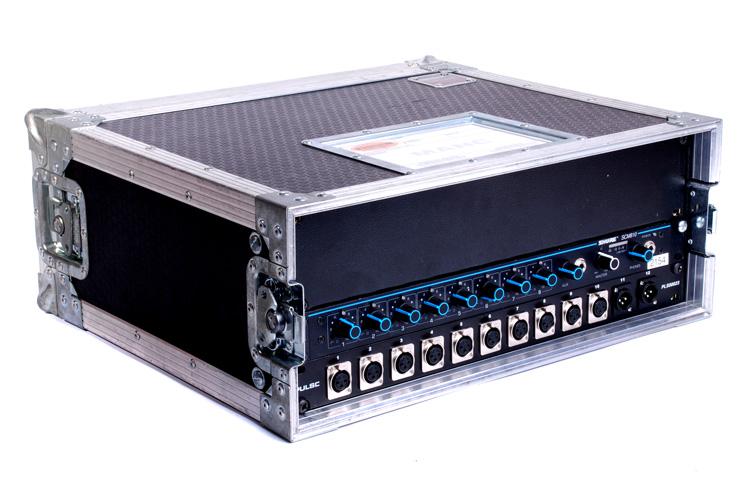 SoundSystem2008 Shure Konferenzmischpult